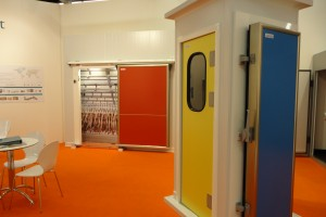 Portiso presents its new doors in Chillventa from 11-13 october 2016